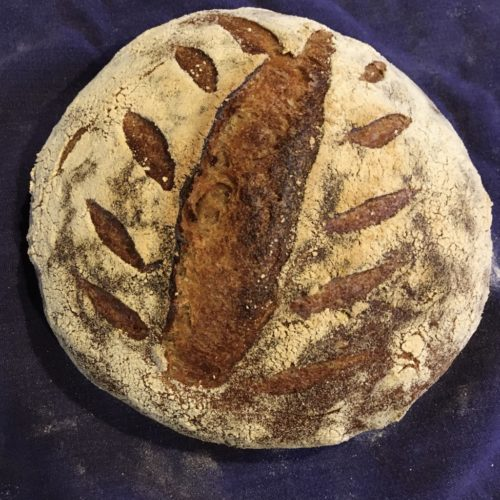 Whole Wheat, October 3