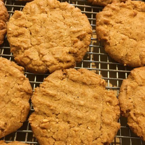 Classic Peanut Butter Cookies (6), June 26