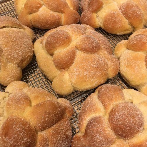 Pan de Muertos, October 28